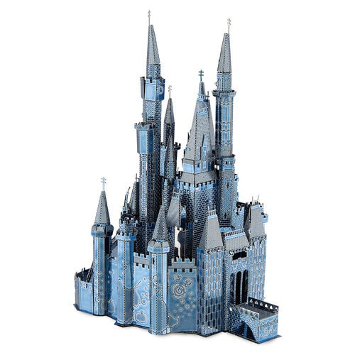 Cinderella Castle Metal Earth 3D Model Kit