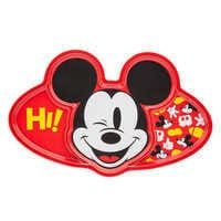 Image of Mickey Mouse Plate - Disney Eats # 1
