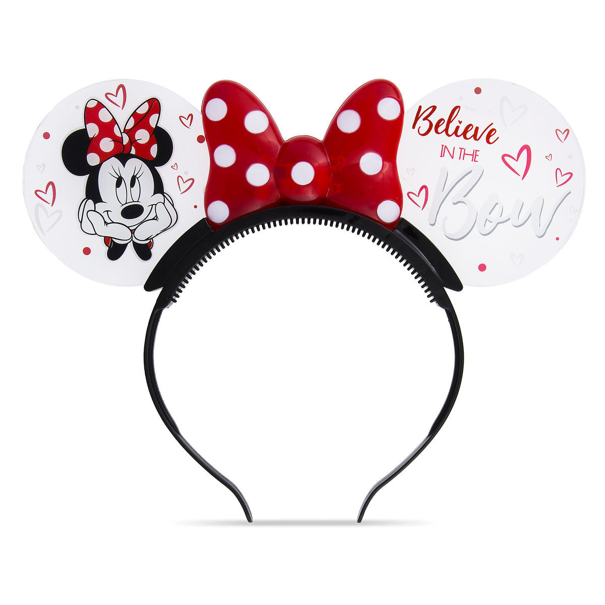 Minnie Mouse Light Up Ears Headband Shopdisney