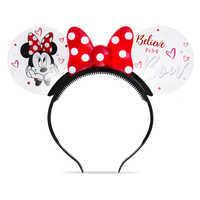 Image of Minnie Mouse Light-Up Ears Headband # 2