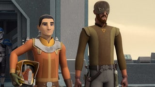 Always Two: Building a Jedi Legacy with Ezra and Kanan