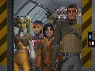 Our Favorite Moments from Star Wars Rebels