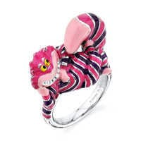 Image of Cheshire Cat Ring by RockLove # 2