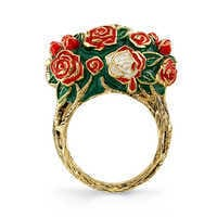 Image of Alice in Wonderland Roses Ring by RockLove # 2