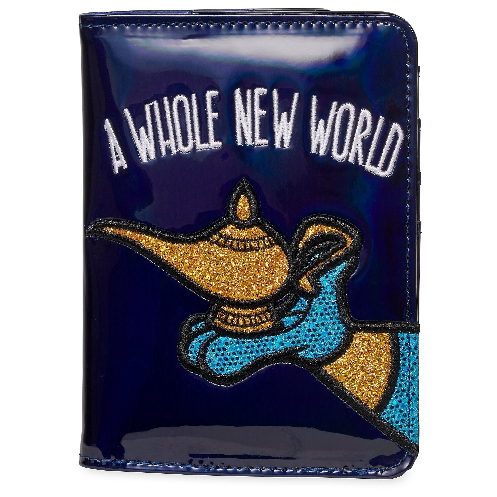 Genie Passport Holder for Adults by Danielle Nicole - Aladdin