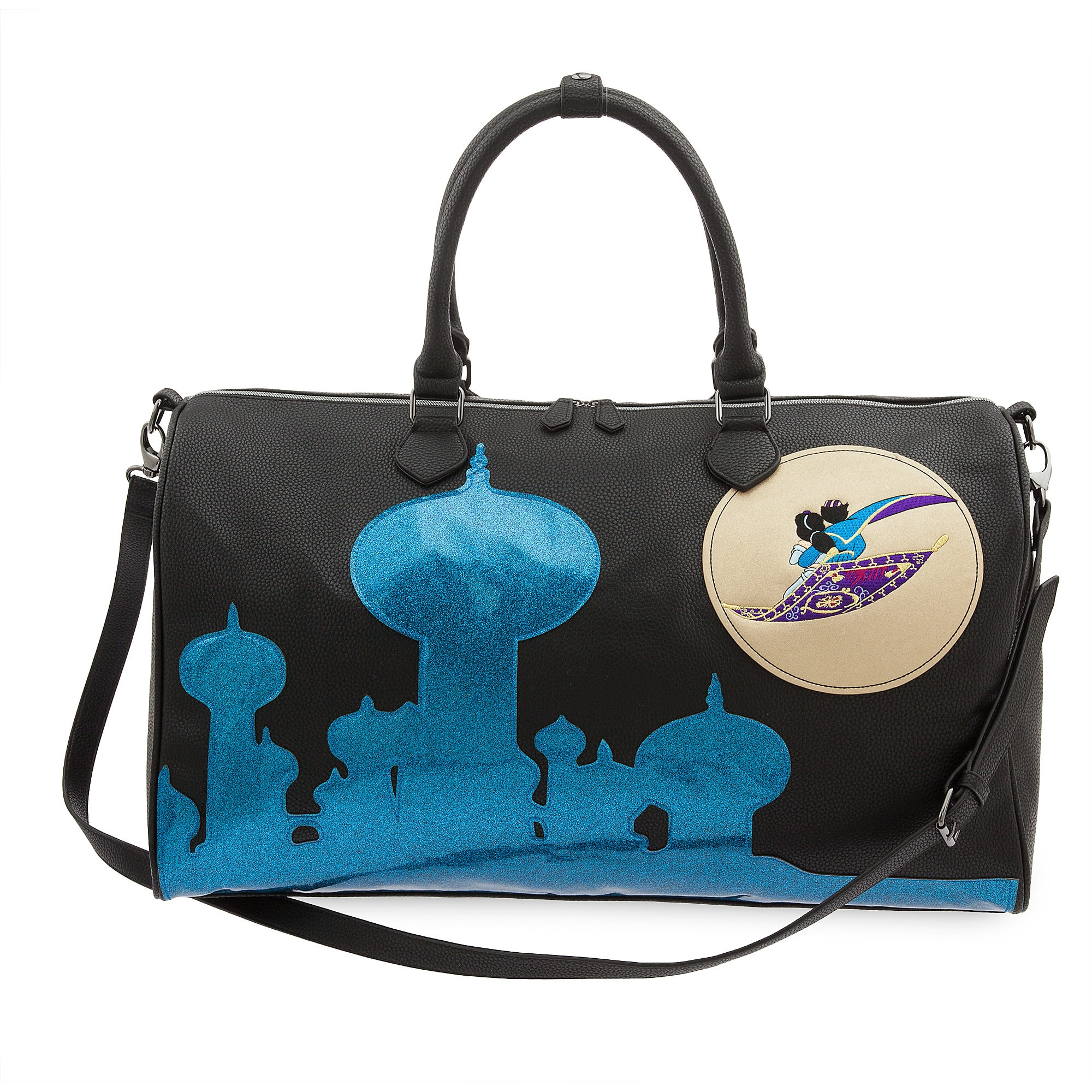 Jasmine and Aladdin Travel Bag for Adults by Danielle Nicole