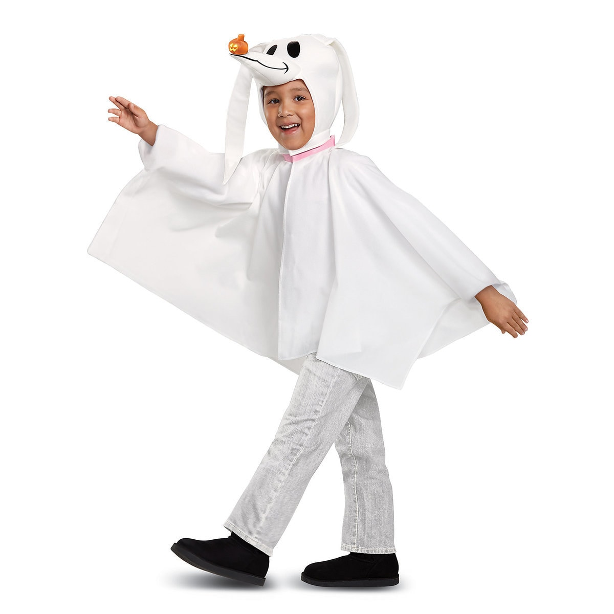 Zero Light Up Costume For Kids By Disguise The Nightmare Before Christmas
