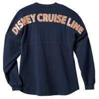 Image of Disney Cruise Line Spirit Jersey for Adults - Indigo # 2