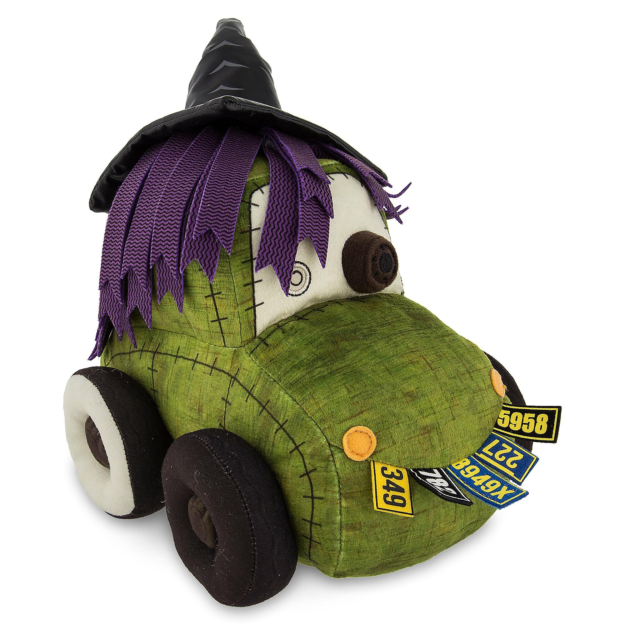 Scary Scarecar Halloween Plush - Cars Land