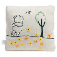 Image of Winnie the Pooh Scenic Pillow by Hanna Andersson # 1