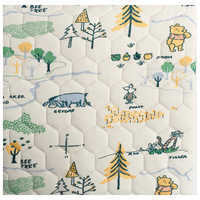 Image of Winnie the Pooh Crib Quilt by Hanna Andersson # 3