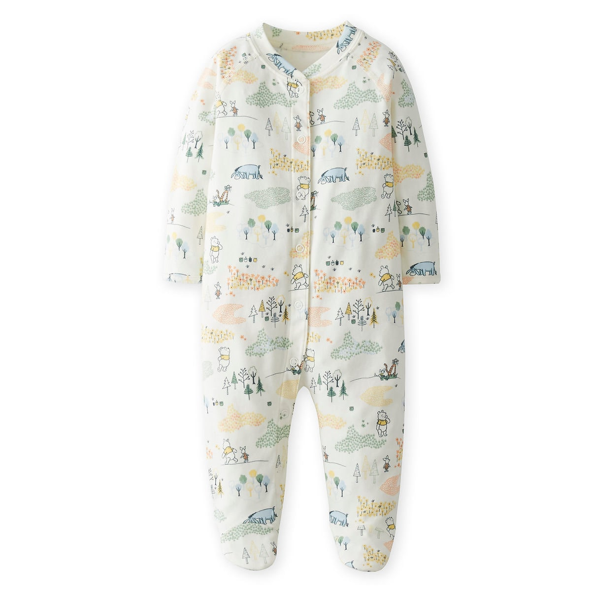 e0747d7aae80 Winnie the Pooh Sleeper for Baby by Hanna Andersson