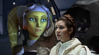 Star Wars Echoes: The Rebel Paths of Leia Organa and Hera Syndulla