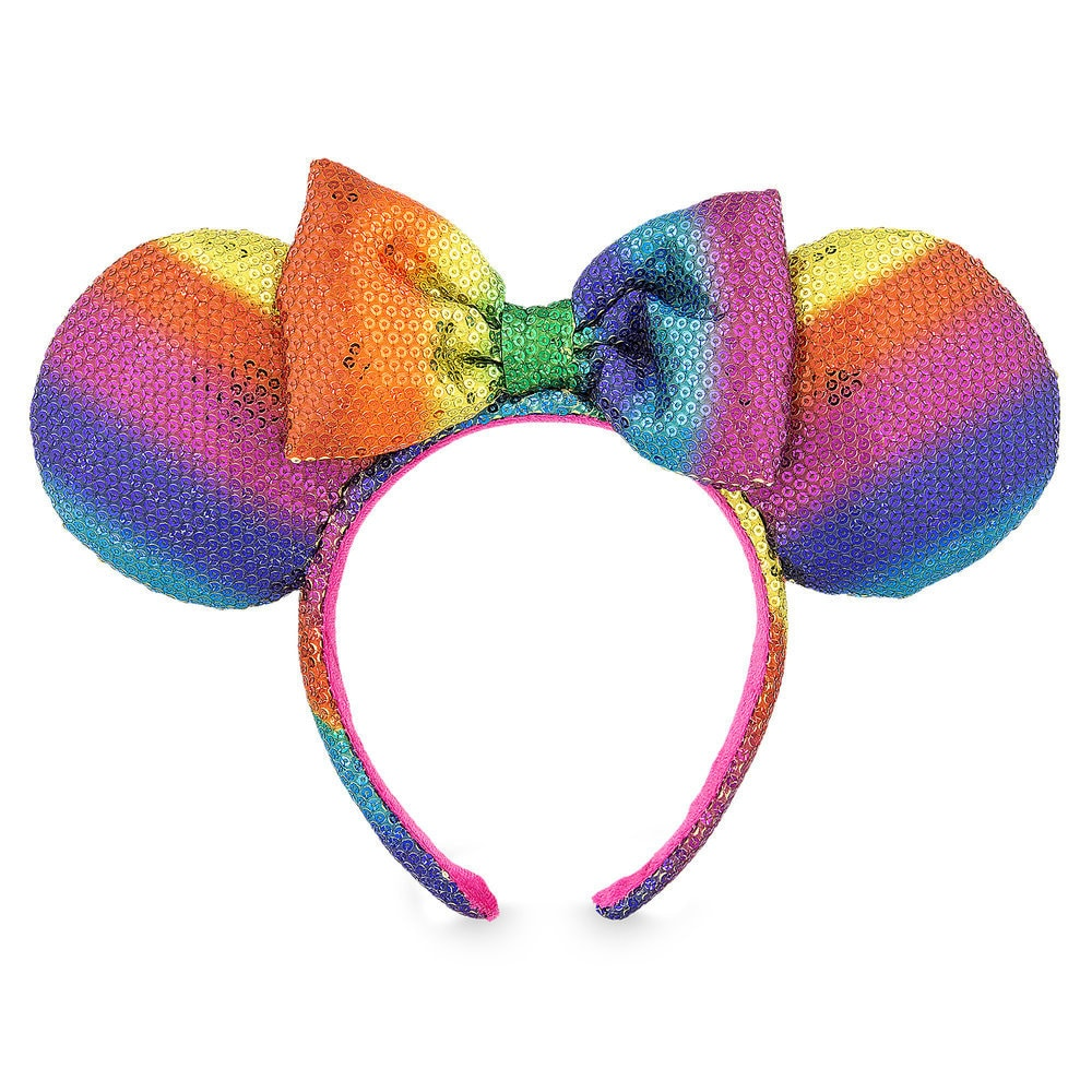 Rainbow Disney Collection Minnie Mouse Ear Headband