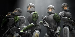 "The Clone Wars Rewatch: A Bad Batch of ""Clone Cadets"""
