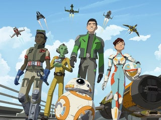 Meet Team Fireball in a New Star Wars Resistance Featurette