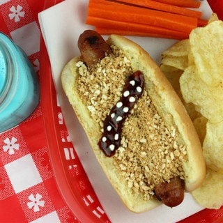 Always Thinking With Your Stomach? Try These Chewbacca Hot Dogs for Labor Day