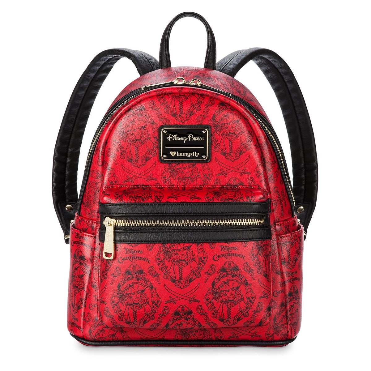 7ee55537f Product Image of Redd Backpack by Loungefly - Pirates of the Caribbean # 1