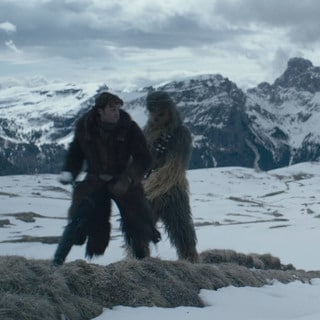 Solo Snowball Fight Deleted Scene Revealed