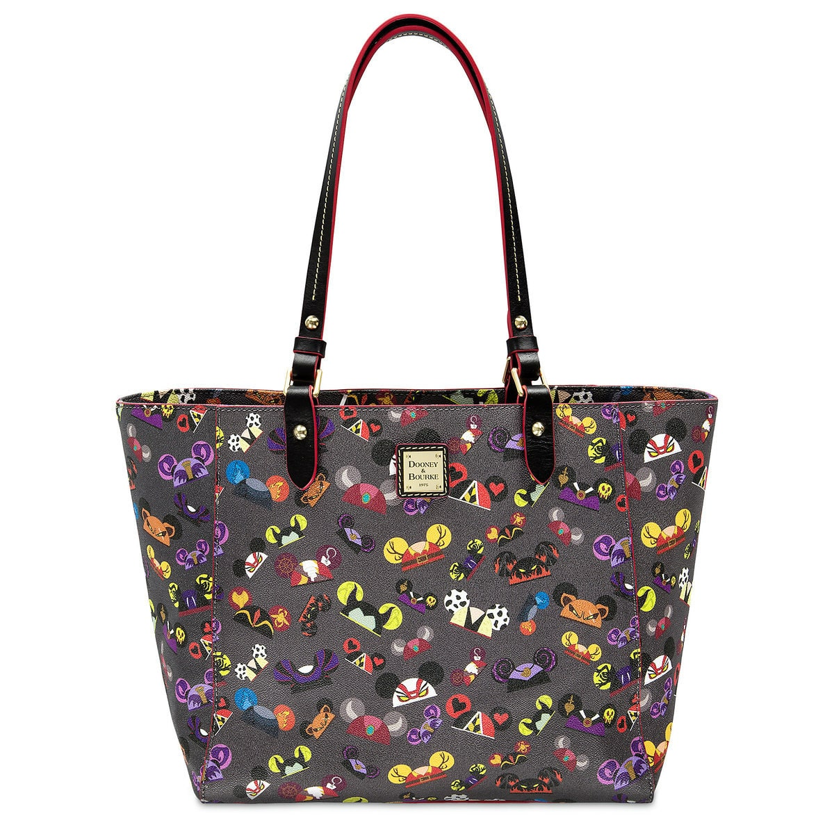 first rate 1a3be 57ab9 Product Image of Disney Villains Ear Hat Tote Bag by Dooney   Bourke   1