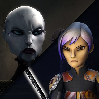 Star Wars Echoes: The Surprising Similarities Between Asajj Ventress and Sabine Wren