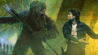 Designing Star Wars: Han Solo and Chewbacca