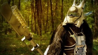 Most Impressive Fans: Cosplaying Solo's Masked Marauder Enfys Nest