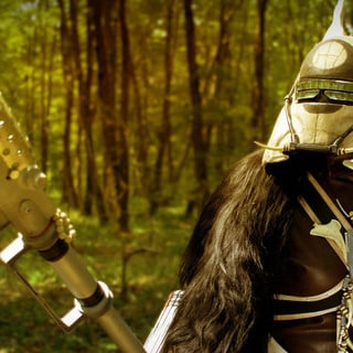 Most Impressive Fans: Cosplaying Solo's Masked Marauder Enfys Nest