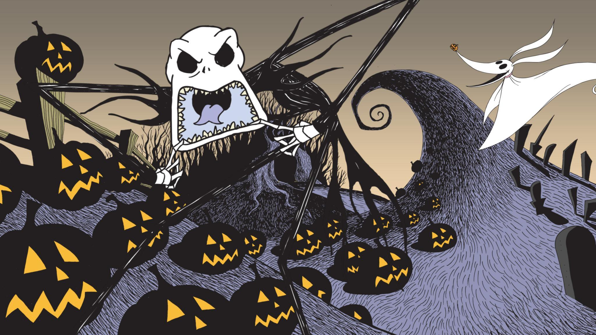 Nightmare Before Christmas Sticker Book-5767f3c18a02fe6f477d56d9 ...