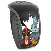 Image of Disney Villains MagicBand 2 # 2