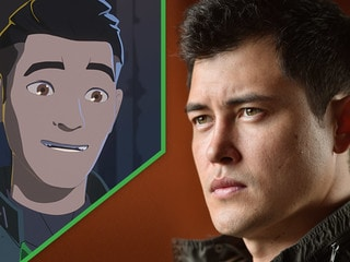 Welcome to the Resistance: Meet Christopher Sean, the Voice of Kaz