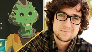 Welcome to the Resistance: Meet Josh Brener, the Voice of Neeku