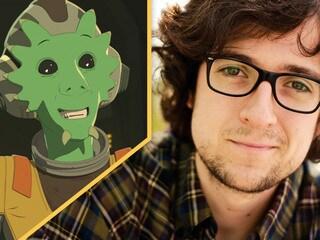 Welcome to the Resistance: Meet Josh Brener, the Voice of Neeku