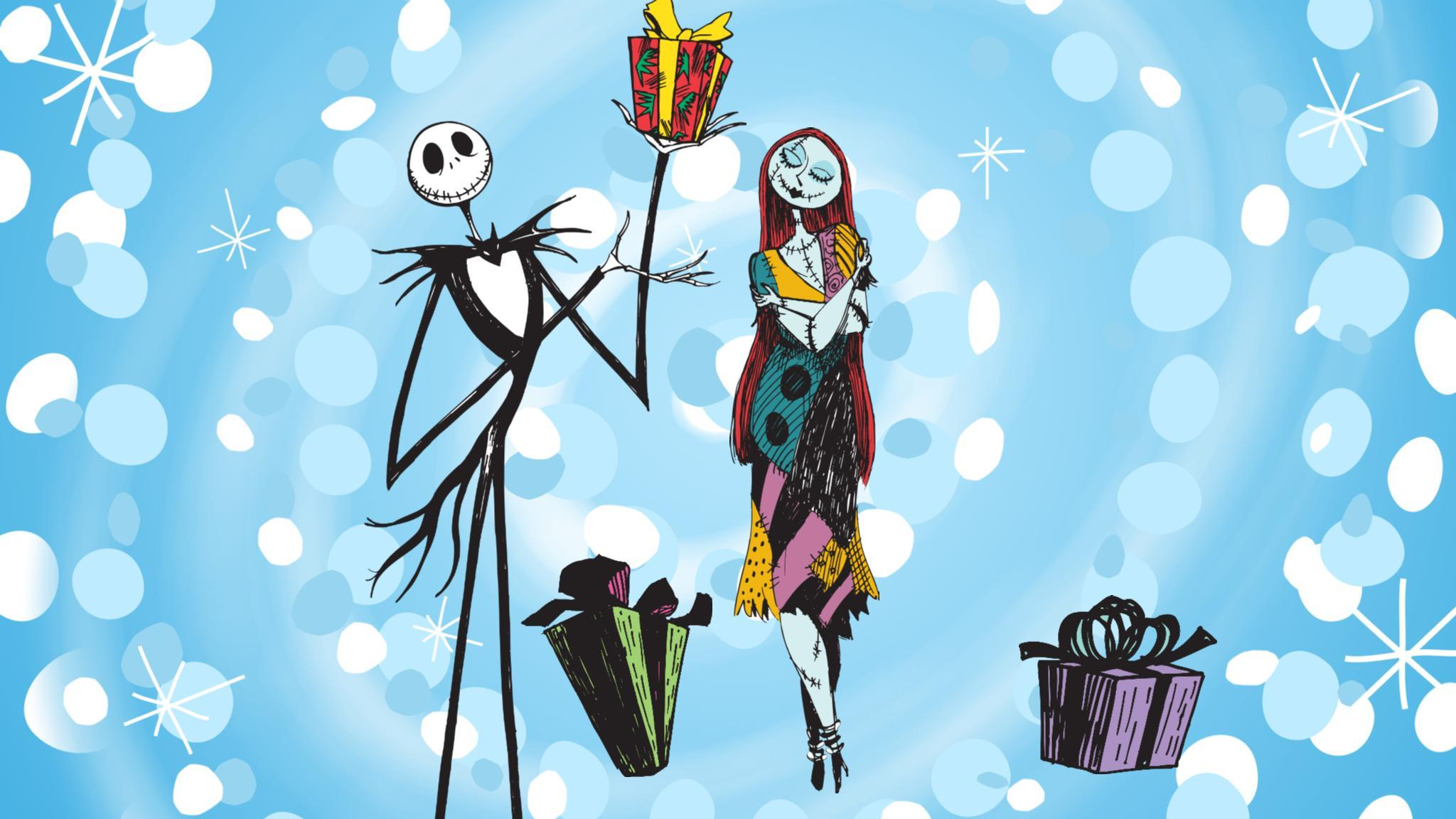 Nightmare Before Christmas Sticker Book-577d4b6cfabe88ab22035ba6 ...
