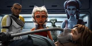 "The Clone Wars Rewatch: A ""Jedi Crash"" and the Master Ahsoka Fears to Lose"