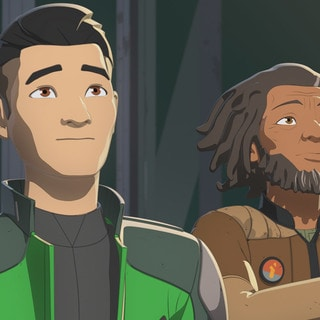 Quiz: Which Star Wars Resistance Character Are You?