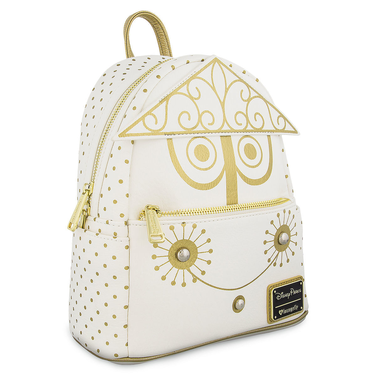 Product Image of Disney it s a small world Mini Backpack by Loungefly   1 53b2a2f1f6bc0