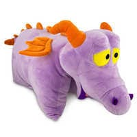 Image of Figment Plush Pillow # 1