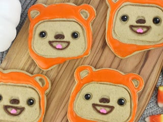 Make These Pumpkin Spice Ewok Cookies to Celebrate Fall (of the Empire)
