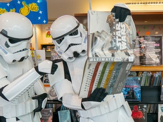 Star Wars Reads: Bringing the Power of the Force to Libraries