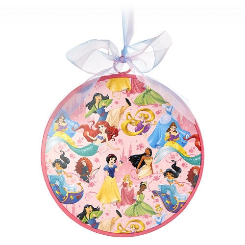 Disney Princess Signatures Ornament