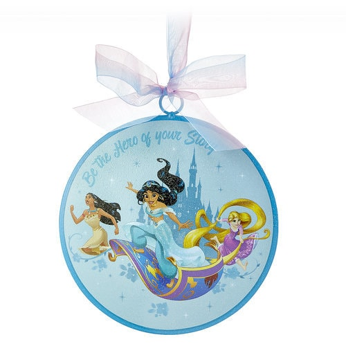 Disney Princess ''Be The Hero of Your Own Story'' Ornament