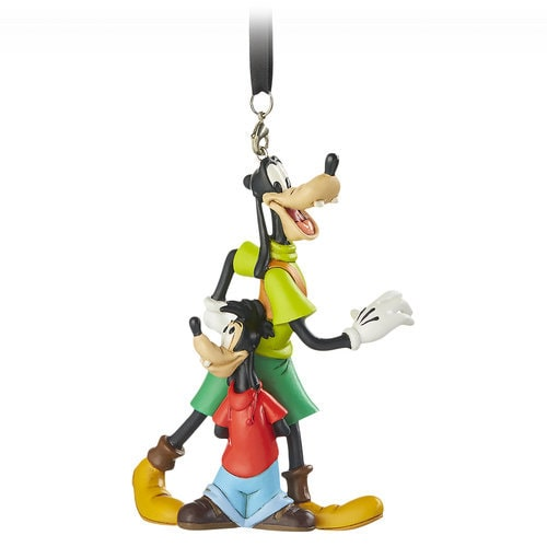 Goofy and Max Figural Ornament