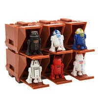 Image of Star Wars Mini Droid Collectible Figure # 5