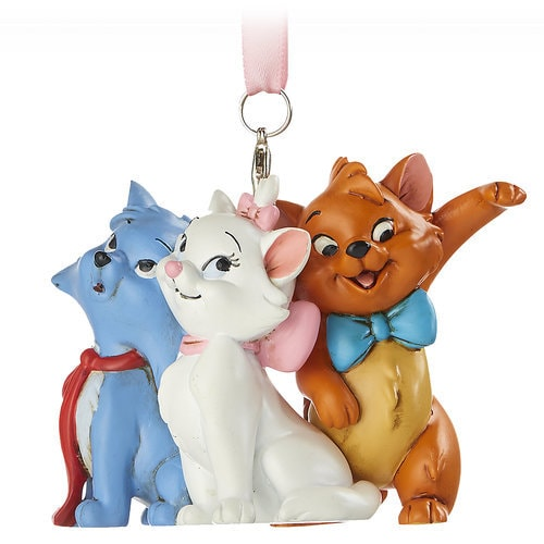 The Aristocats Figural Ornament