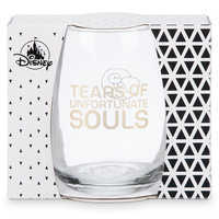 Image of Ursula Stemless Wine Glass - The Little Mermaid # 3