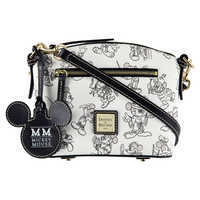 Image of Mickey Mouse Through the Years Crossbody Bag by Dooney & Bourke # 1