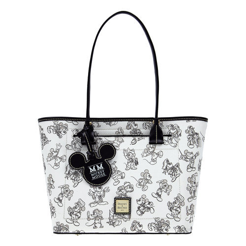 Mickey Mouse Through The Years Tote By Dooney Amp Bourke
