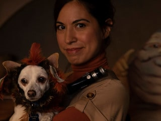 Star Wars Pet Makeovers Transforms a Pooch into Jabba's Pal