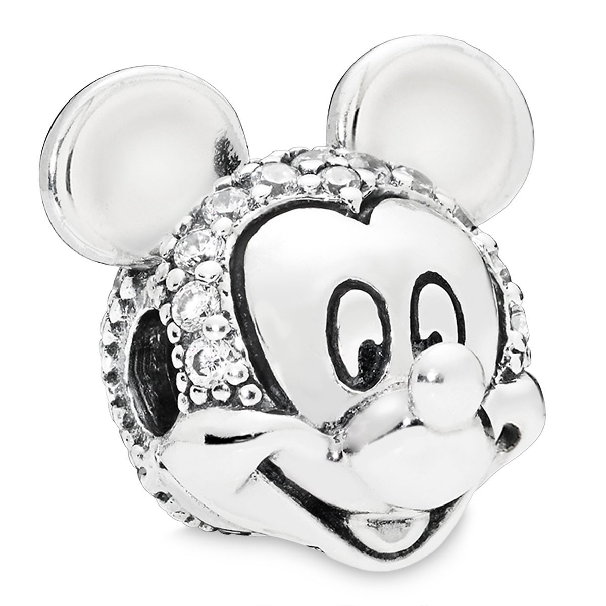 79408f306 Product Image of Mickey Mouse Charm by Pandora Jewelry # 1